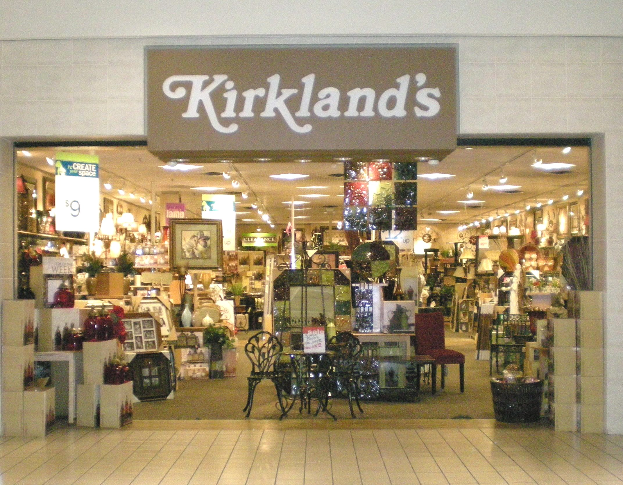 Printable kirklands coupon for Store for home decor