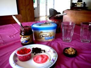 frugal sundae toppings