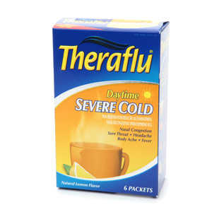 Theraflu Severe Cold Recall | The I Feel Alive Lifestyle