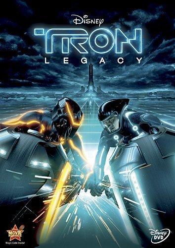 Tron: El Legado [DVD]