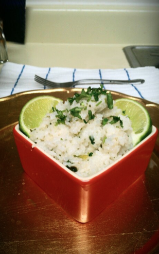 Copycat Recipe: Chipotle's Cilantro Lime Rice