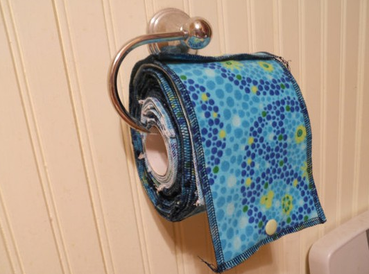Reusable Toilet Paper | Budget Savvy Diva
