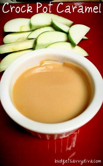 Crock Pot Caramel Recipe