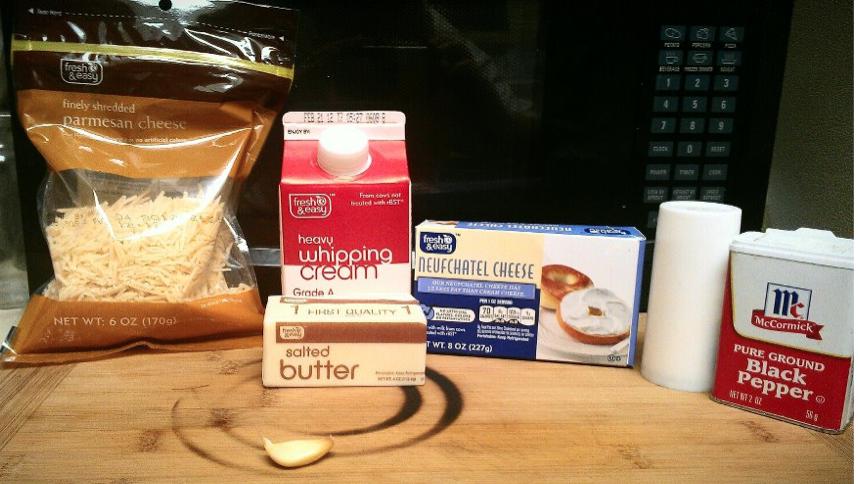 Chicken Alfredo Recipe With Heavy Cream