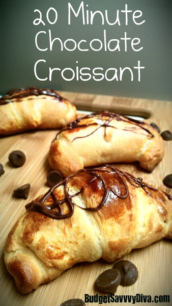 Chocolate Croissant Recipe
