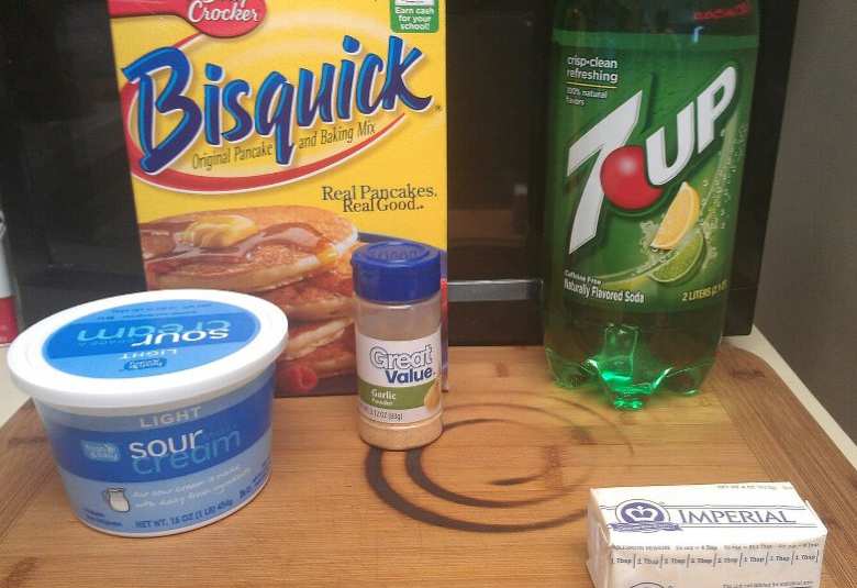 7Up Biscuits ingredients