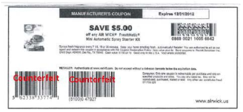 Air Wick Printable Coupons