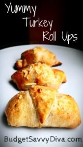 Yummy Turkey Roll Ups Recipe