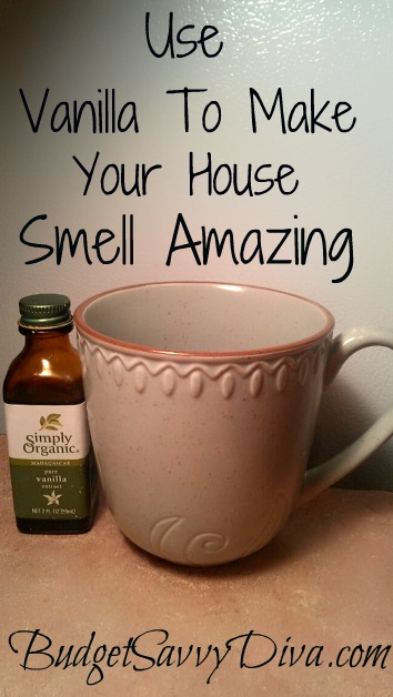 How to make your house smell good with vanilla house for What makes house smell good