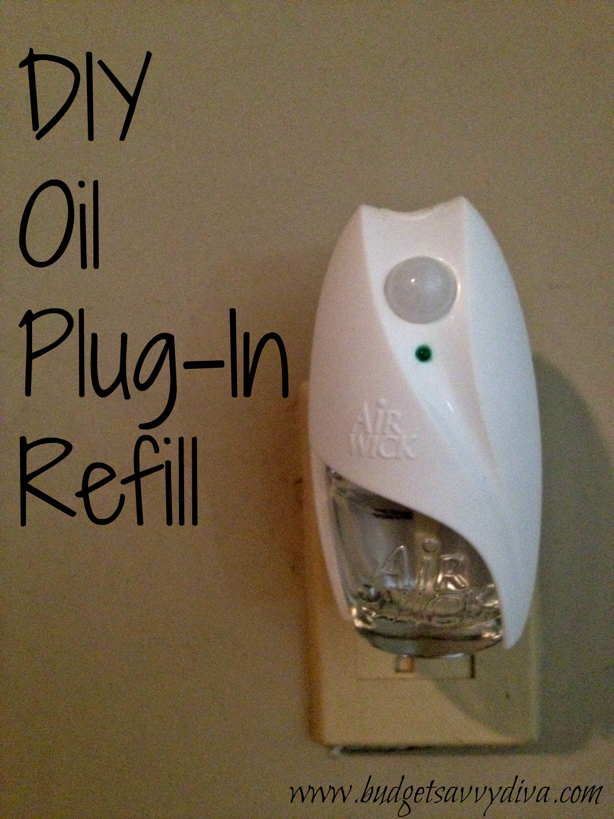 How To Make Homemade Scented Oil Plug In Refills Budget