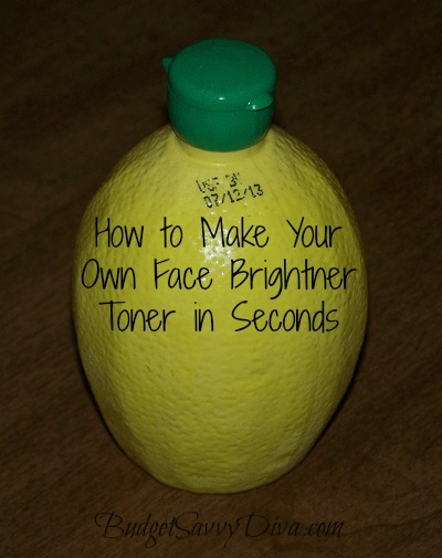 Do it yourself face toner budget savvy diva solutioingenieria Image collections