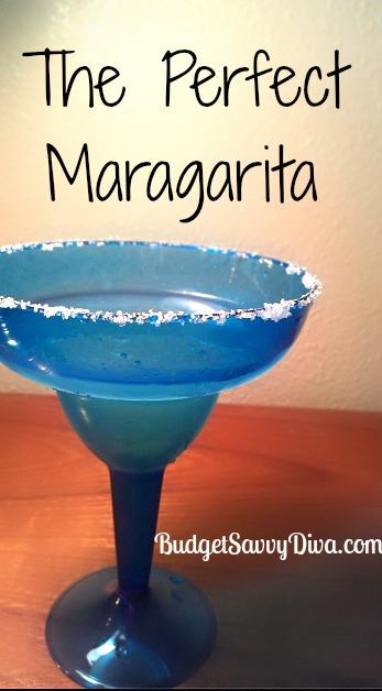 The Perfect Margarita Recipe | Budget Savvy Diva