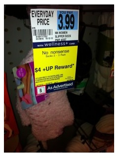 Rite Aid: FREE No Nonsense Socks!
