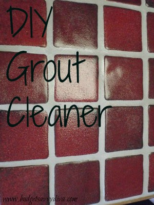 How To Clean Grout In Your Home Budget Savvy Diva