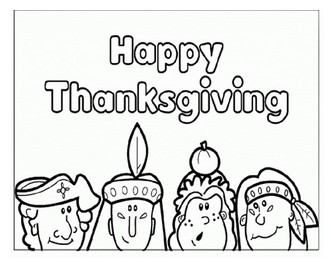 Pin Crayola Has Some Free Thanksgiving Coloring Pages To