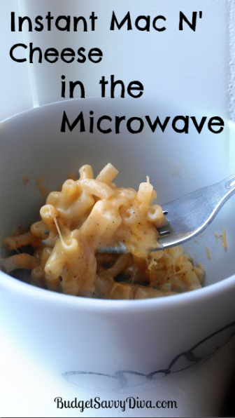 Is macaroni and cheese your comfort food? Eat without guilt because this Weight Watchers Mac and Cheese recipe will not disappoint. So tasty, only 10 minutes to make and only 4 points. Plus, I also have a Weight Watcher's Pressure Cooker Macaroni and Cheese Recipe version.