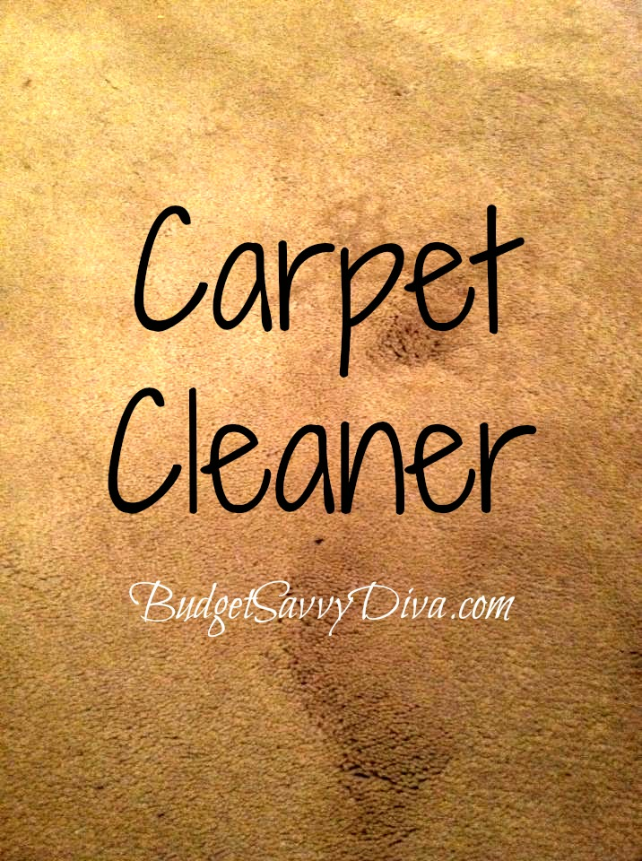 Remove Black Grease From Carpet http://www.budgetsavvydiva.com/2013/04/remove-carpet-stains/