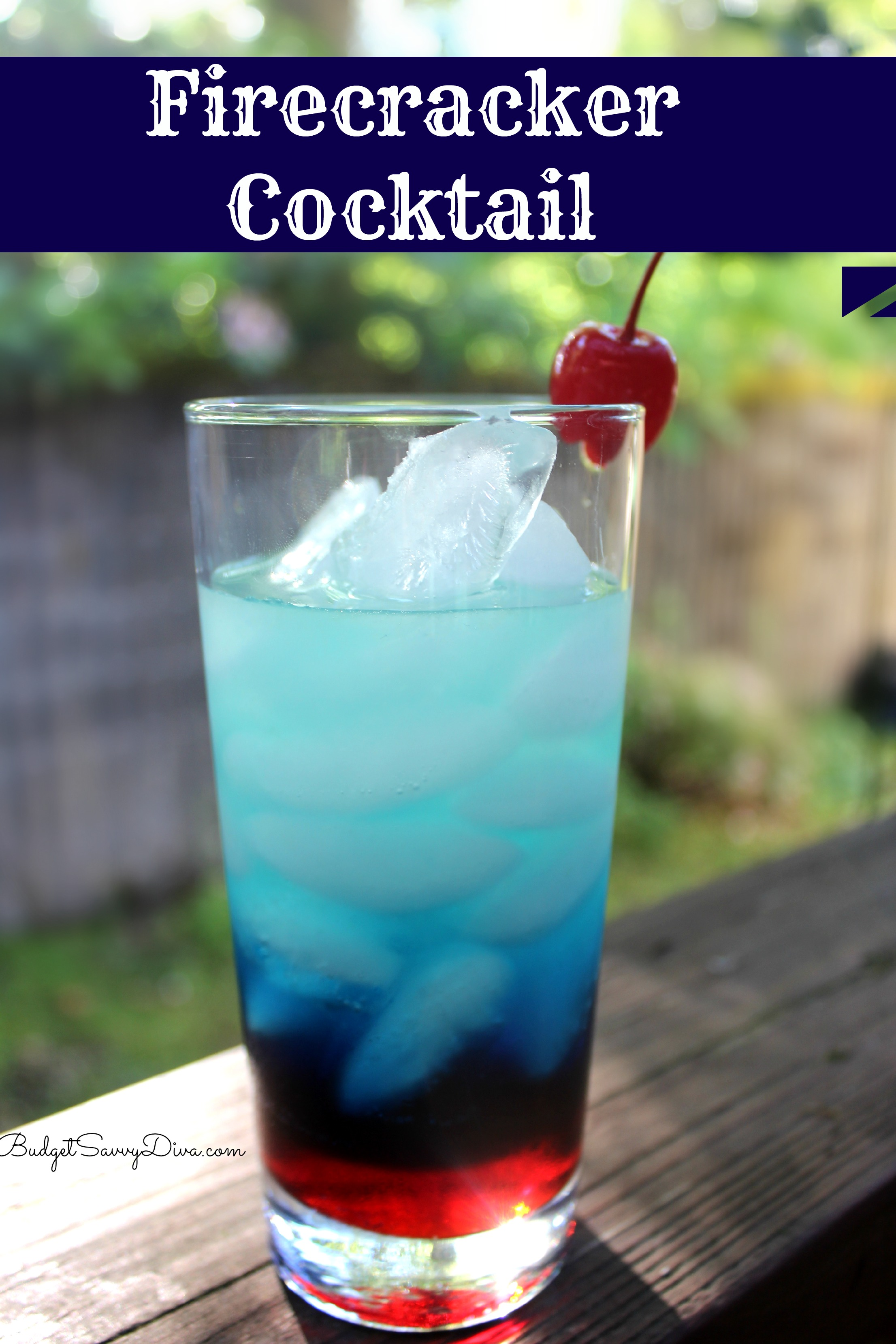Firecracker cocktail recipe budget savvy diva for Easy alcoholic mixed drinks