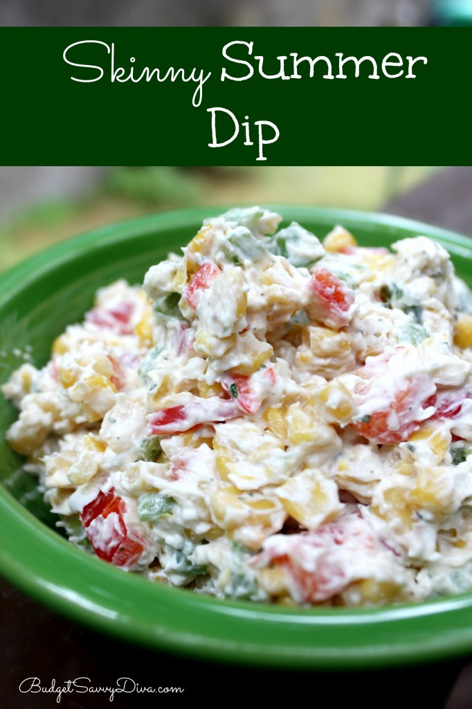 Skinny Summer Dip Recipe