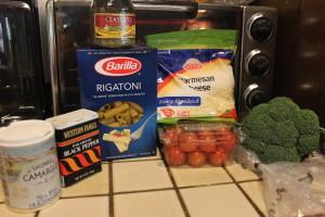 Pasta with Pesto and Broccoli Recipe