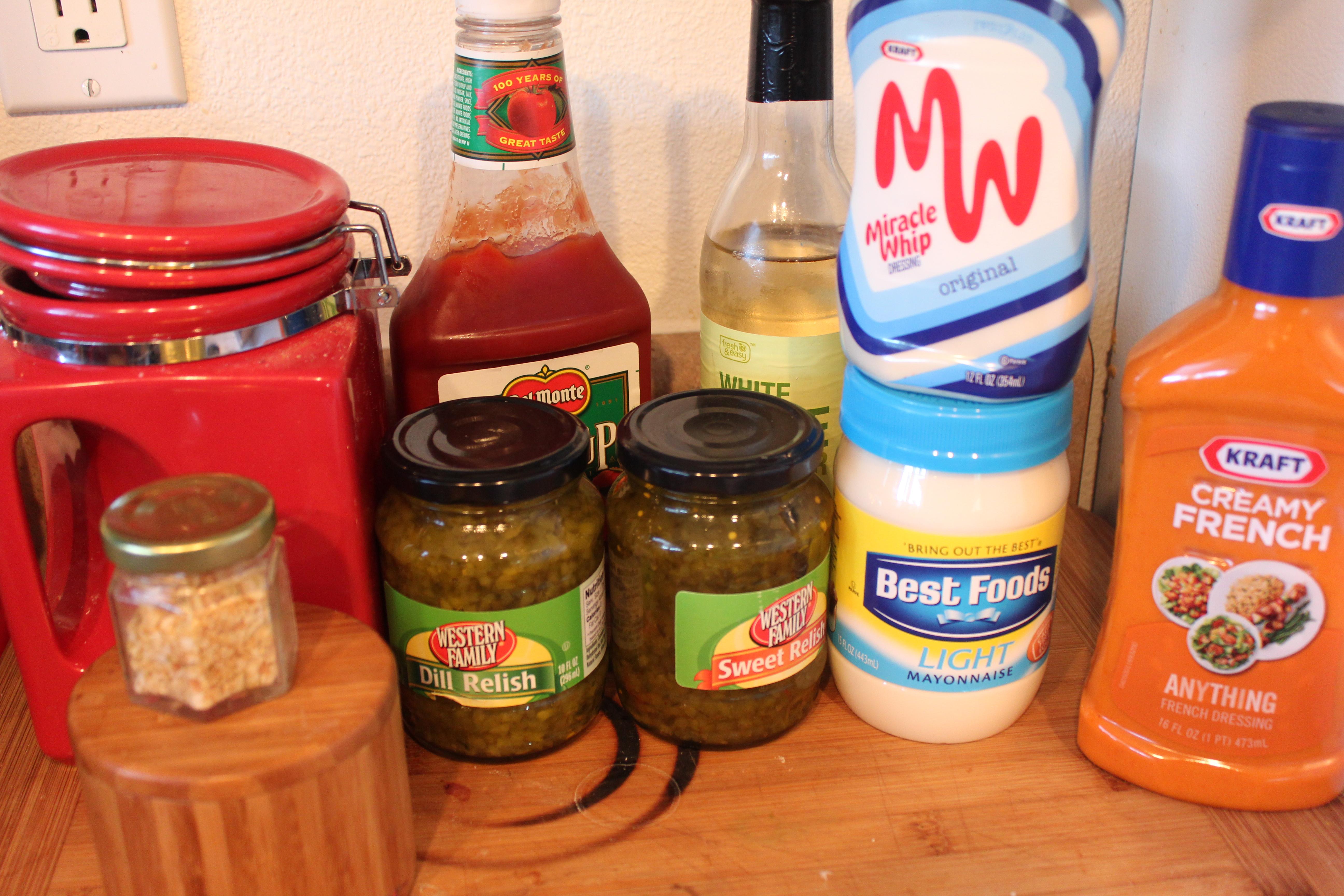 How to make Big mac sauce? step by step.