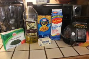 Mac n Cheese Chicken Florentine Recipe