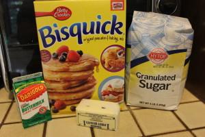 Copy Cat Recipe - Cracker Barrel Biscuits