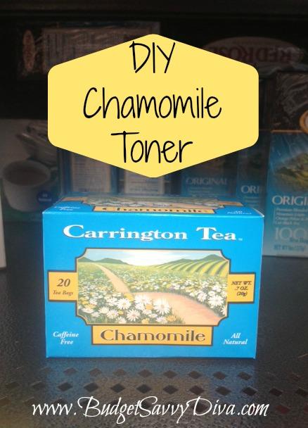 Chamomile Toner