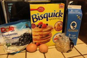 Pancake Bites Recipe