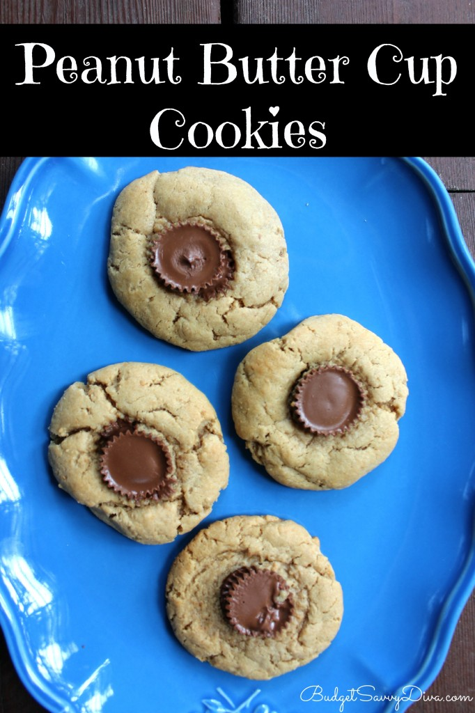 Peanut Butter Cup Cookies Recipes