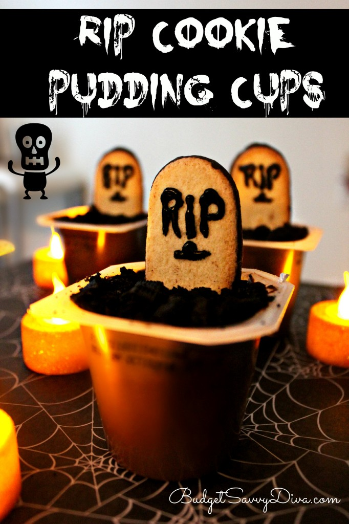 RIP Cookie Pudding Cups Recipe