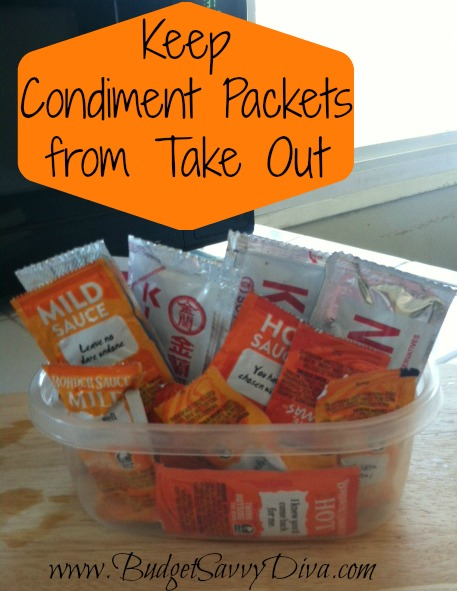Condiment Packets