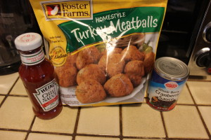 Easy Crockpot Meatballs Recipe
