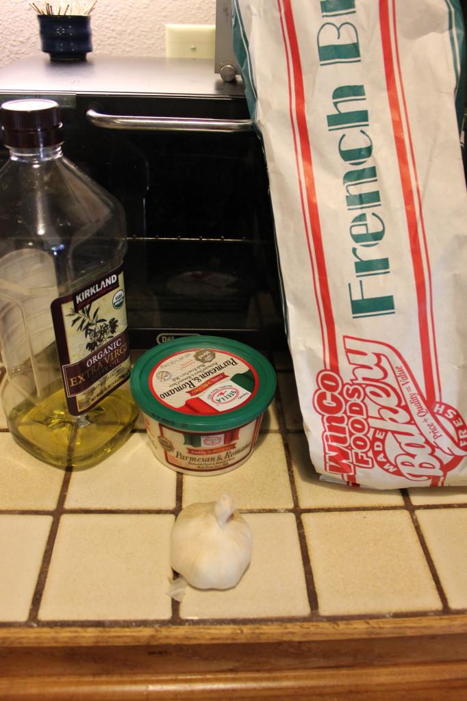 Parmesan Croutons Recipe