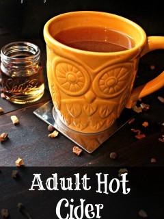 Adult Hot Cider