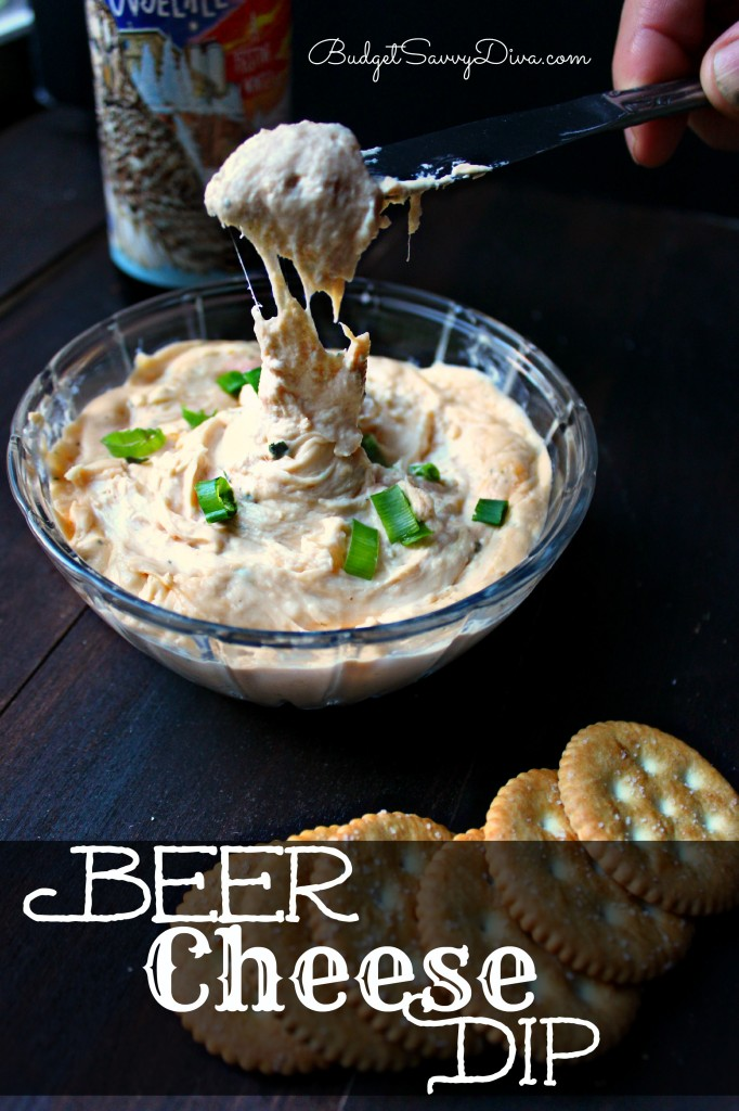 Beer Cheese Dip Recipe