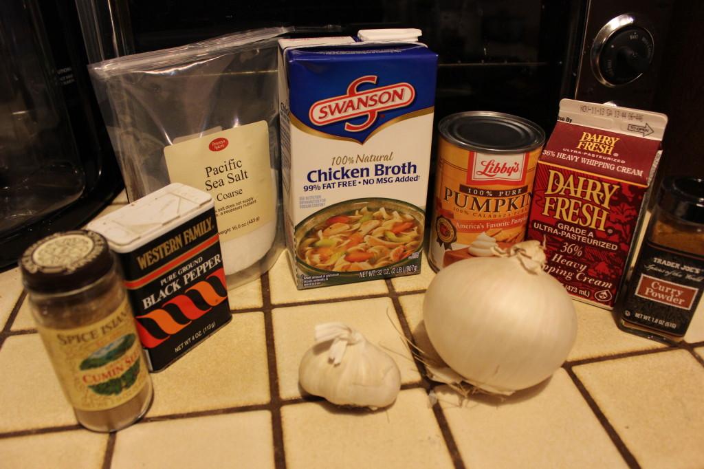 Crock Pot Pumpkin Soup Recipe