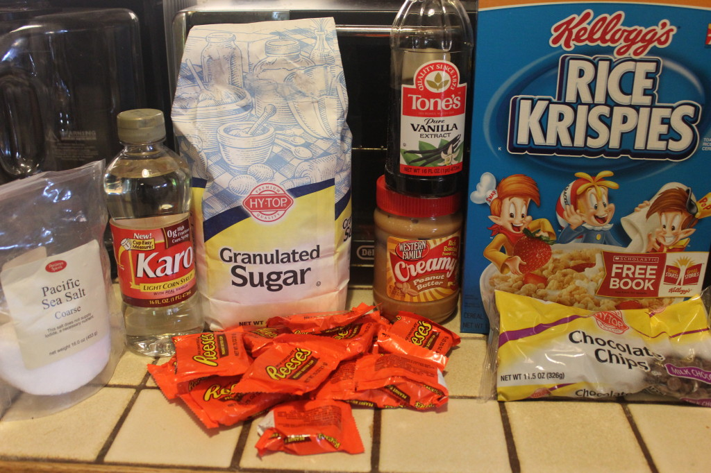Reeses Krispies Recipe