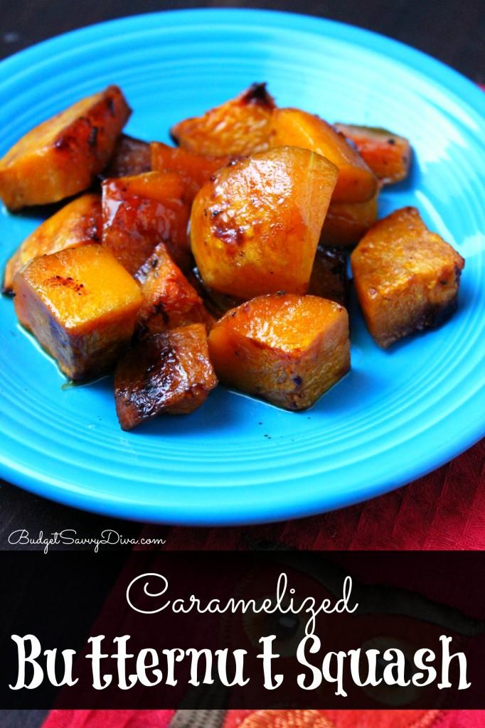Caramelized Butternut Squash Recipe