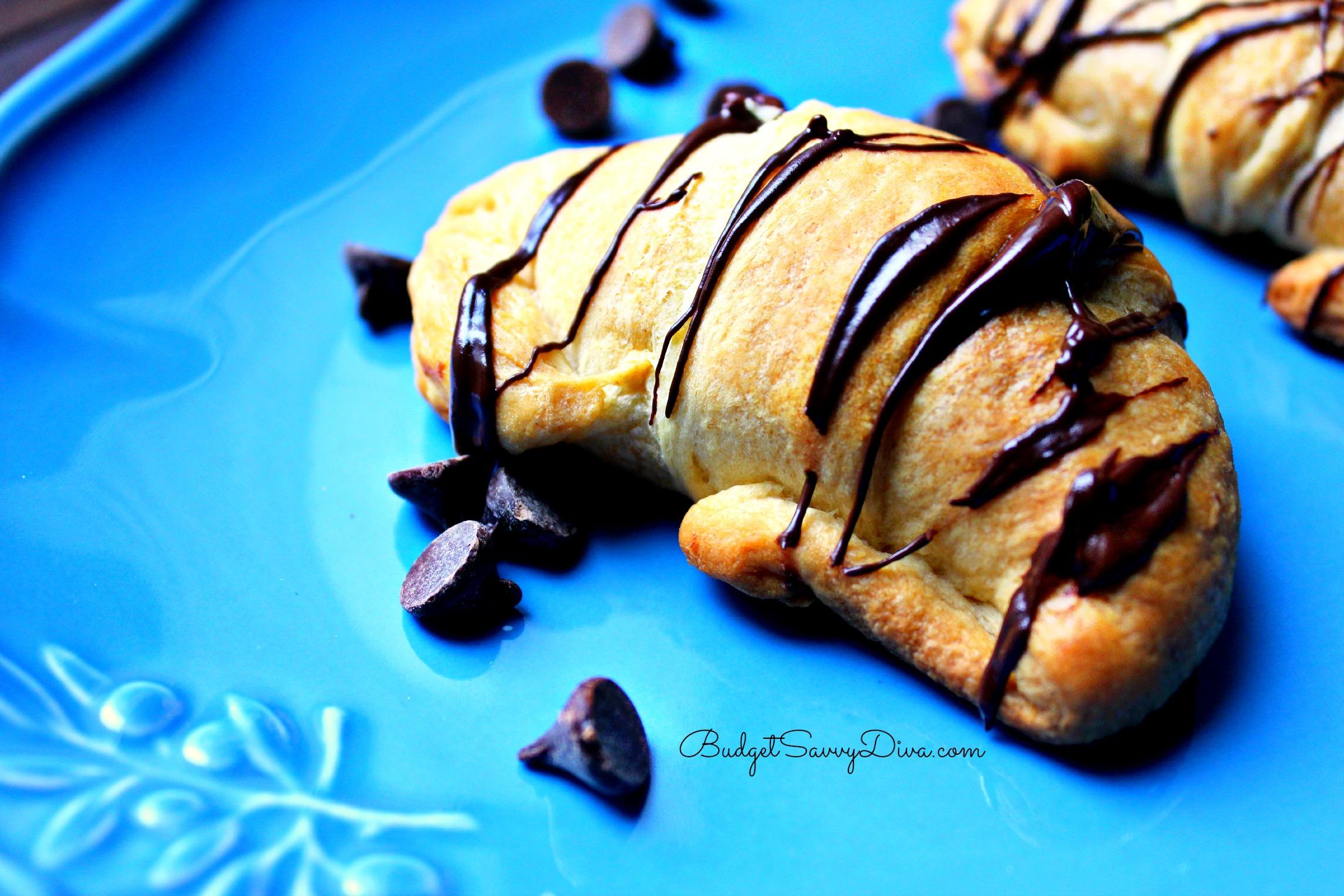 Peanut Butter Croissant Recipe