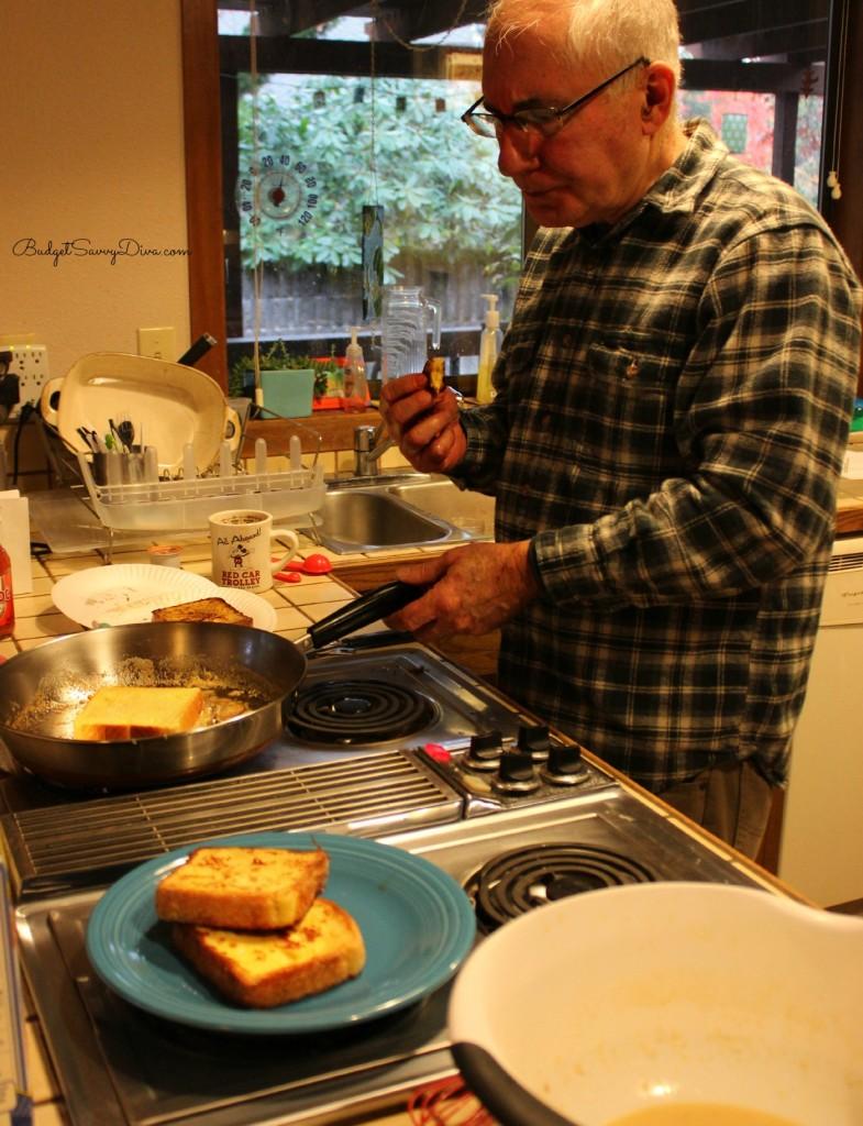 Copy Cat Recipe - Denny's French Toast Recipe