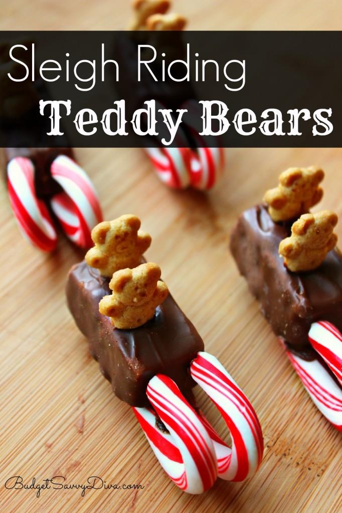 Sleigh Riding Teddy Bears Recipe