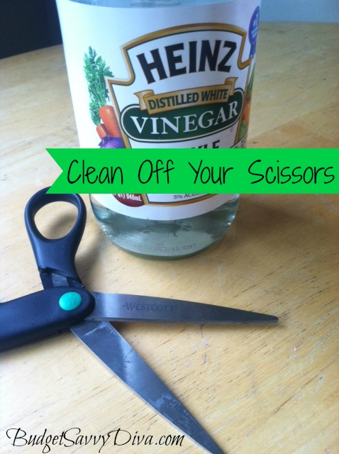 Vinegar Scissors