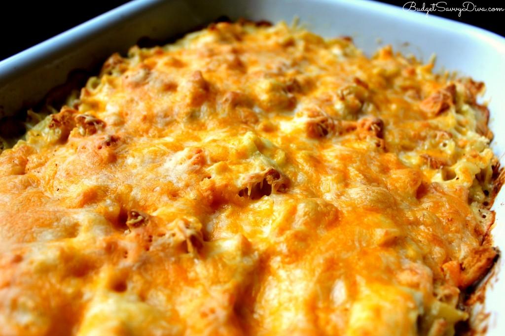 Chicken Recipes Casseroles