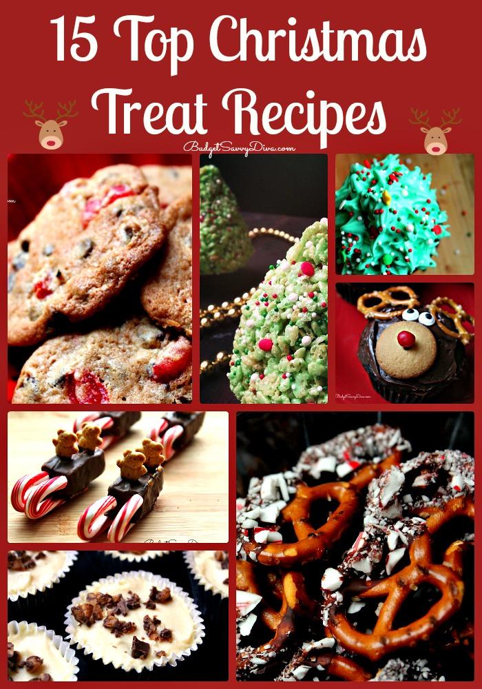15 Top Christmas Treat Recipes