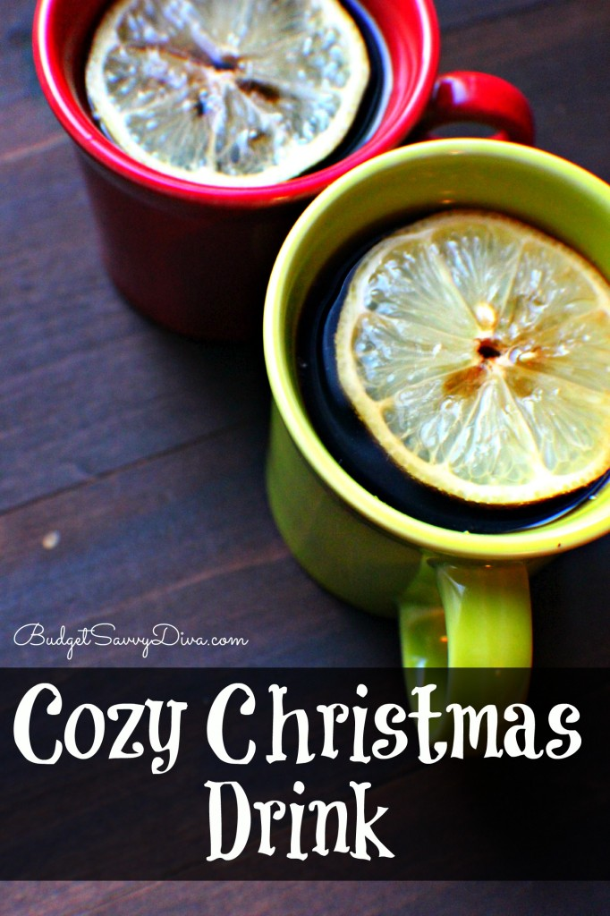 Cozy Christmas Drink Recipe