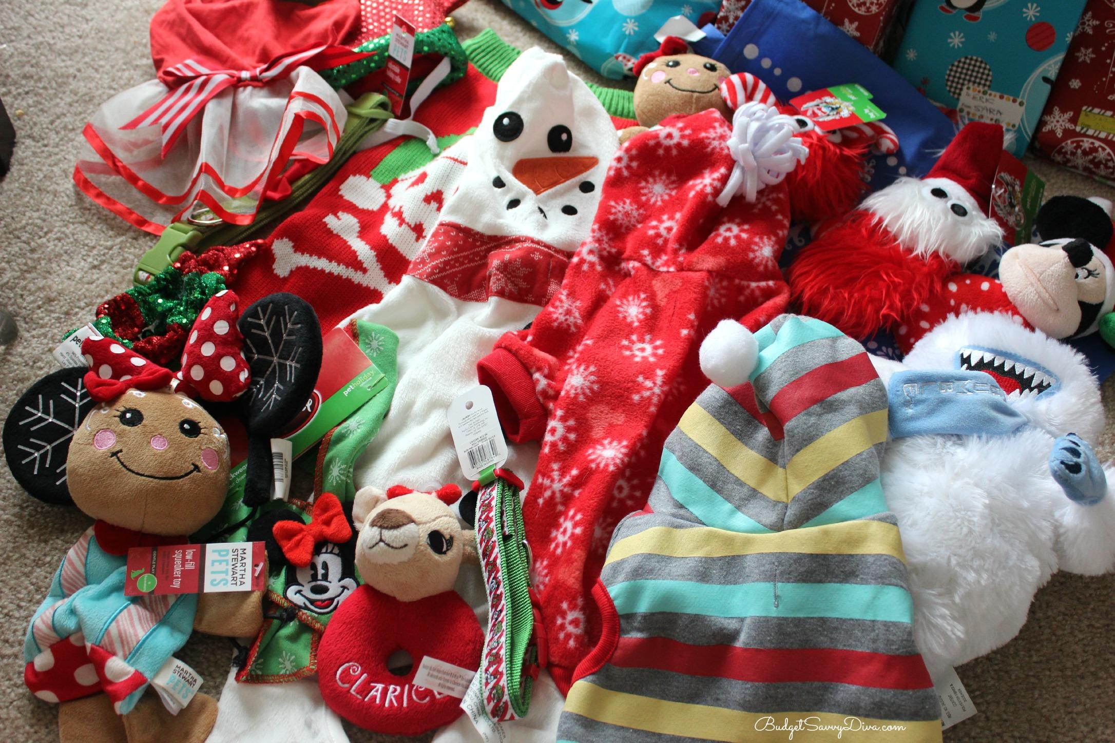 Petsmart – Christmas Lookbook | Budget Savvy Diva
