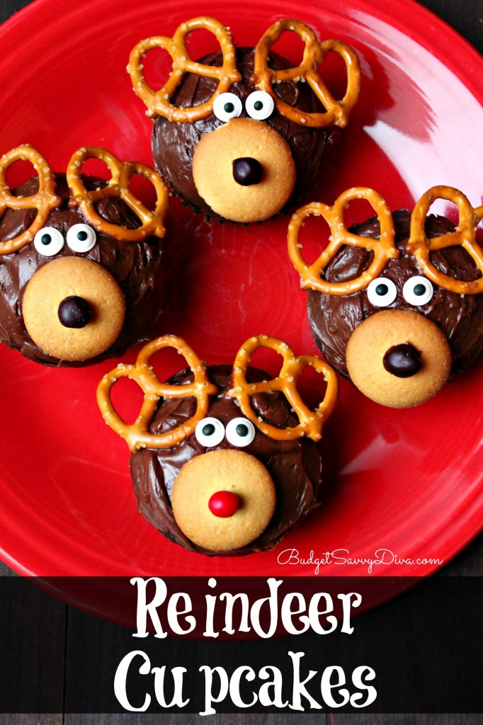Reindeer Cupcake Recipe