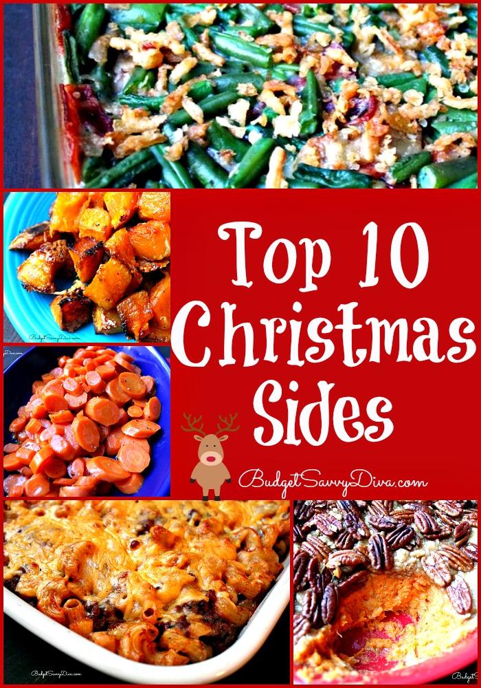 Sides For Christmas Dinner