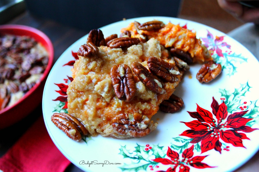 Whipped Sweet Potatoes and Bananas with Honey Recipe